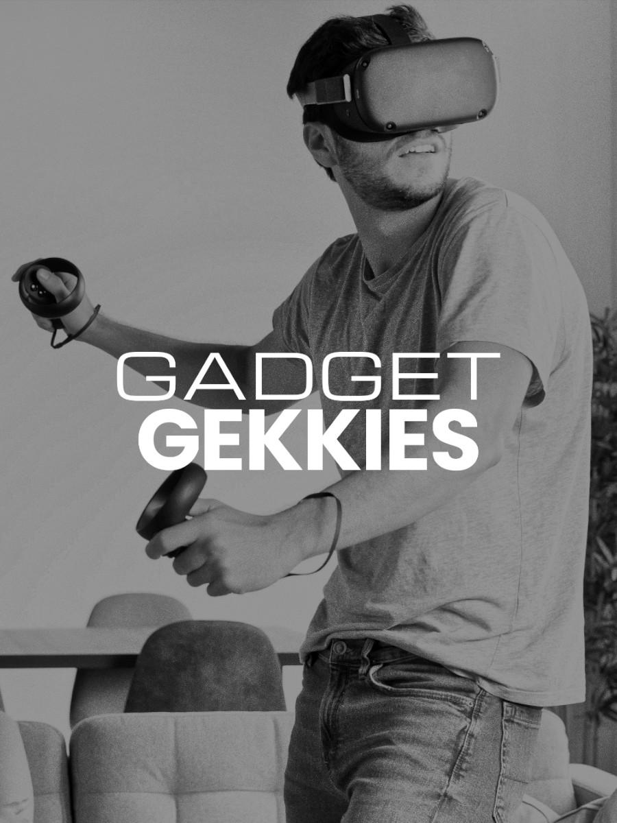 FULLSCREEN MEDIA - GadgetGekkies